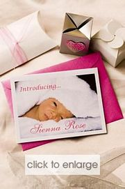 Sienna Rose Wedding Invitation