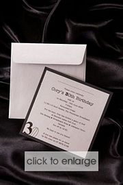 Cory Wedding Invitation