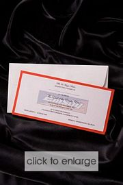 Embassy Wedding Invitation
