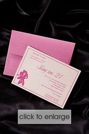 Leesy Wedding Invitation