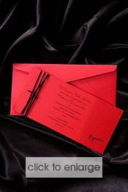 Reva Wedding Invitation