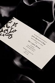 Laurence Wedding Invitation