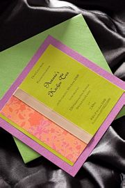 Antonia Wedding Invitation