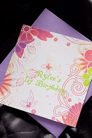 Princess Wedding Invitation