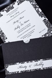 Samantha Invitation