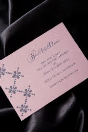 Kelly - Save the Date Wedding Invitation