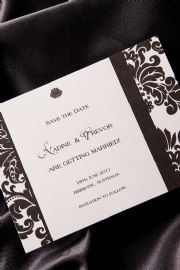 Lauren - Save the Date Wedding Invitation