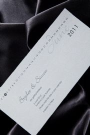 Simon - Save the Date Wedding Invitation