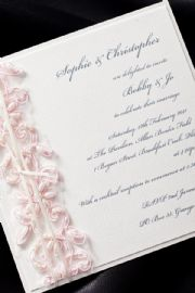 Sophie (LIMITED AVAILABILITY) Wedding Invitation