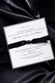 Faith Wedding Invitation