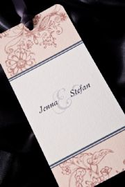 Jenna Wedding Invitation